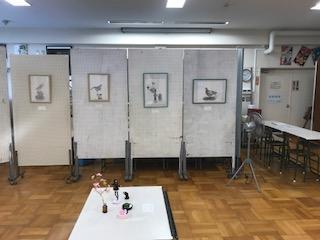 2019東輝祭美術部展会場②